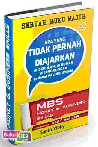 Cover Buku MBS : Money & Business Skills