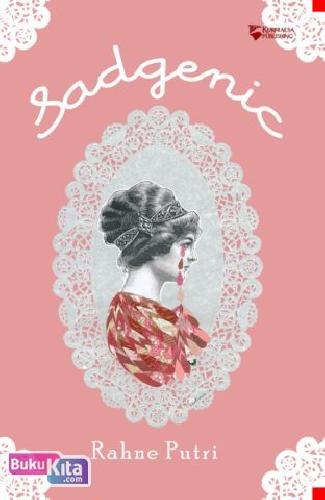 Cover Buku SADGENIC