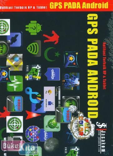 Cover Buku Aplikasi Terbaik HP & Tablet GPS PADA ANDROID