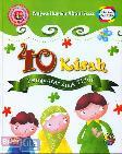 40 Kisah Pengantar Anak Tidur (Edisi Full Color)