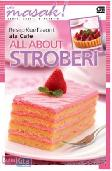 Resep Kue Favorit ala Cafe : All About Strawberry