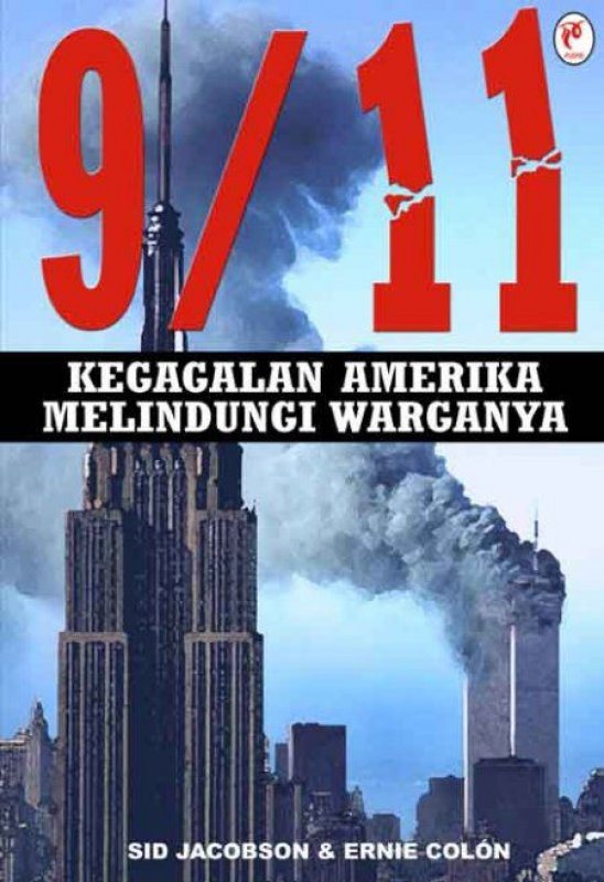Cover Buku 9/11 Kegagalan Amerika Melindungi Warganya