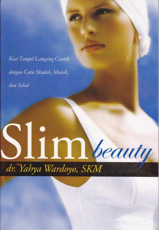 Cover Buku Slim Beauty