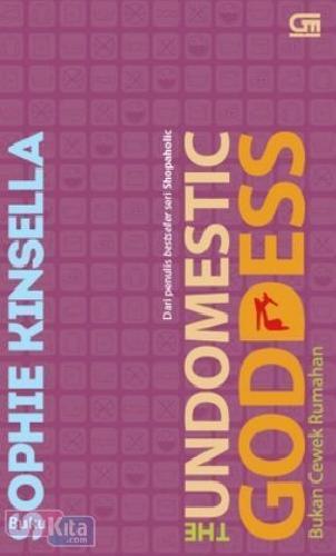 Cover Buku Bukan Cewek Rumahan - The Undomestic Goddess