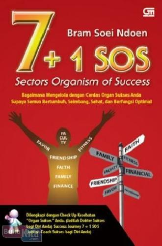 Cover 7+1 SOS Sectors Organism of Success (Disc 50%)