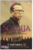 Cover Buku Soegija, Catatan Harian Seorang Pejuang Kemanusiaan