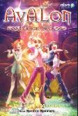 Avalon 5 : Jalinan Sihir - Pelantun Mantra