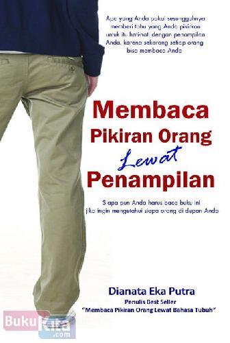 Cover Buku Membaca Pikiran Orang Lewat Penampilan