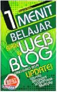 1 Menit Belajar Bikin Web & Blog Update