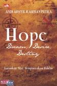 HOPE Desire, Dream, Destiny