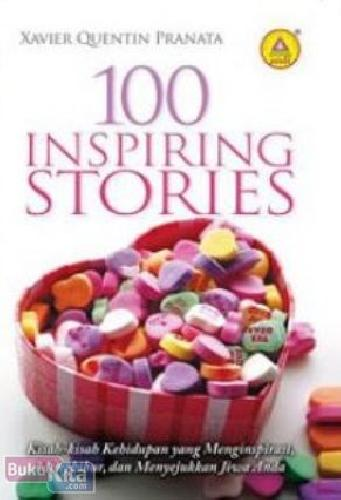Cover 100 Inspiring Stories