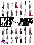HIJAB STYLE BY HIJABERS COMMUNITY: THE OFFICIAL BOOK OF HIJABERS COMMUNITY (Disc 50%)
