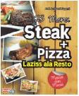 25 Menu Steak + Pizza Laziss ala Resto