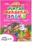 Cover Buku Metode Bebas : Pintar Mengenal Angka (untuk Pra TK & TK)