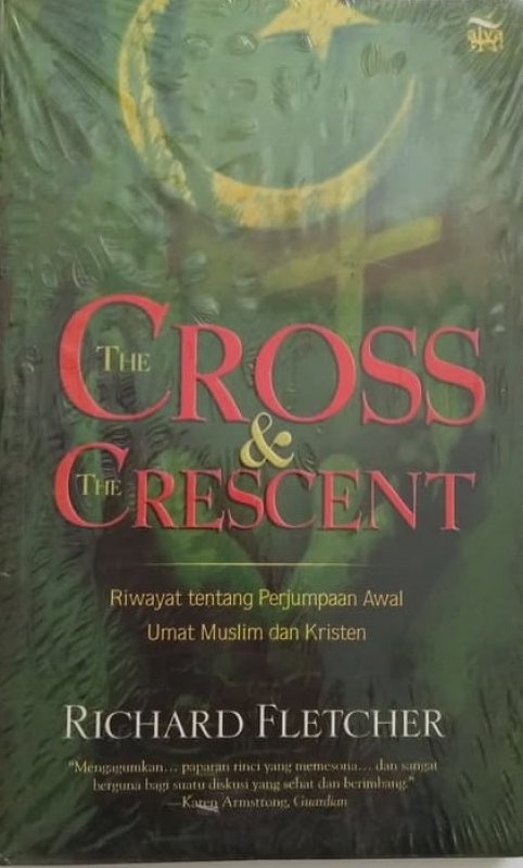 Cover Buku The Cross and The Crescent