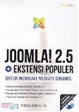 Joomla! 2.5 + Ekstensi Populer untuk Membuat Website Dinamis