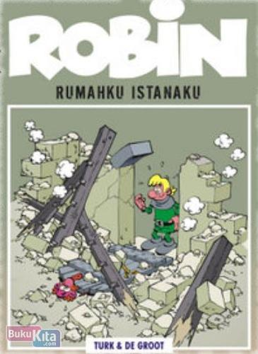 Cover Buku LC : ROBIN - Rumahku Istanaku