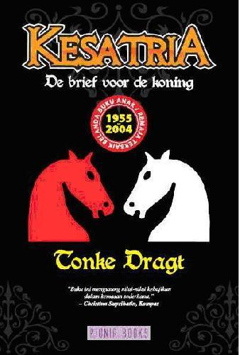 Cover Buku Kesatria : De brief voor de koning