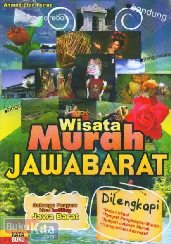 Cover Buku Wisata Murah Jawa Barat