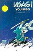 Usagi Yojimbo #1: Bayang-Bayang Kematian - Shades of Death