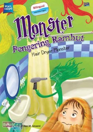Cover Buku Buku Gede Monster Pengering Rambut