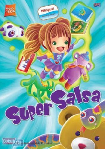 Cover Buku Buku Gede : Super Salsa