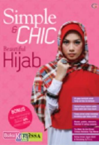 Cover Simple & Chic Beautiful Hijab (Disc 50%)