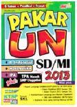 Cover Buku Pakar UN (Ujian Nasional) SD/MI 2013