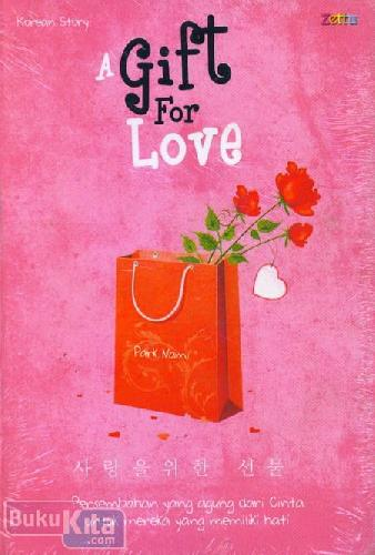 Cover Buku A Gift For Love