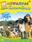 30 Hari Mewarnai Karakter Shaun The Sheep -