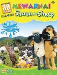 30 Hari Mewarnai Karakter Shaun The Sheep -