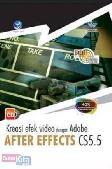 PAS : Kreasi Efek Video dengan Adobe After Effects CS5.5