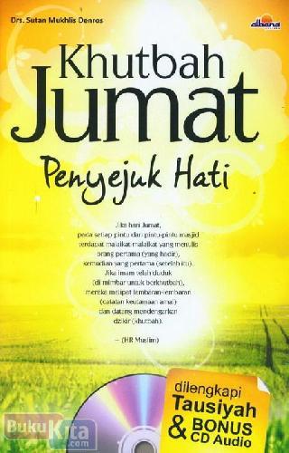 Cover Buku Khutbah Jumat Penyejuk Hati