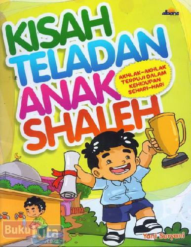 Cover Buku Kisah Teladan Anak Shaleh