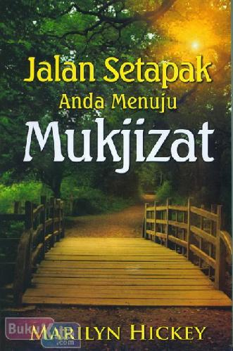 Cover Buku Jalan Setapak Anda Menuju Mukjizat