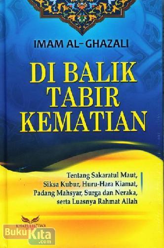 Cover Buku Di Balik Tabir Kematian