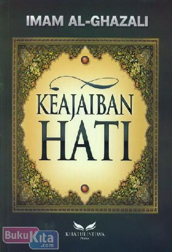 Cover Buku Keajaiban Hati (2012)