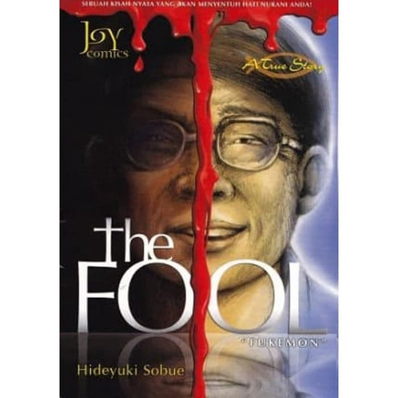 Cover Buku The Fool