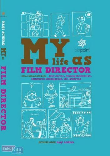 Cover Buku My Life As Film Director