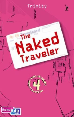 Cover Buku The Naked Traveler 4