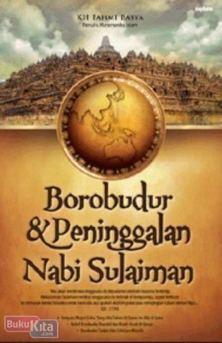 Cover Buku Borobudur & Peninggalan Nabi Sulaiman