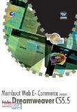 PAS: Membuat Web E-Commerce Dengan Adobe Dreamweaver CS5.5