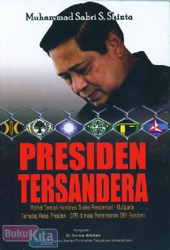 Cover Buku Presiden Tersandera