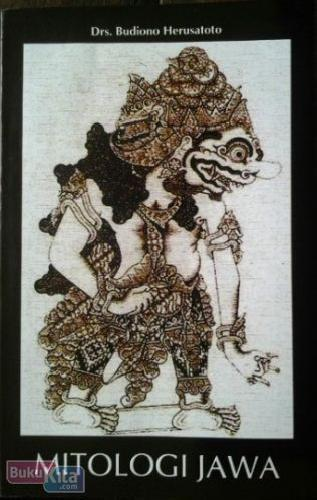 Cover Buku Mitologi Jawa