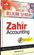 Belajar Sendiri Zahir Accounting