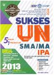 Sukses UN SMA/MA IPA 2013