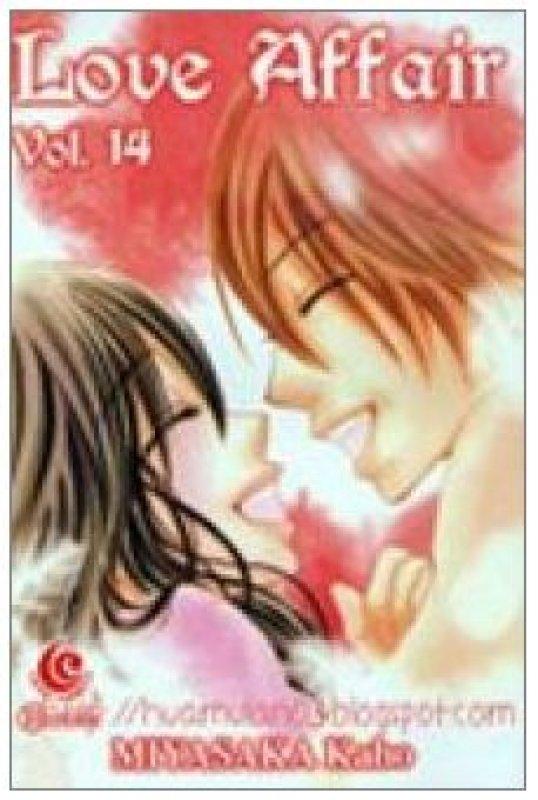 Cover Buku LC : Love Affair 14