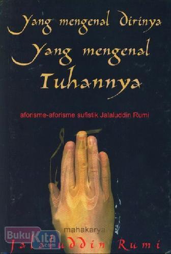 Cover Buku Yang Mengenal Dirinya Yang Mengenal Tuhannya