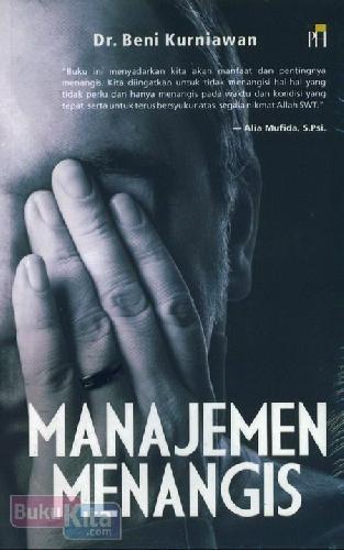 Cover Buku Manajemen Menangis