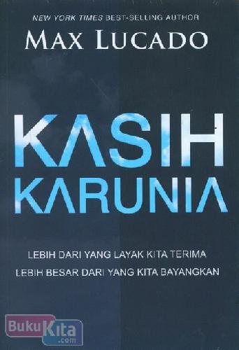 Cover Buku Kasih Karunia